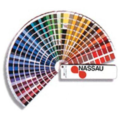 Ral-nassau-farger