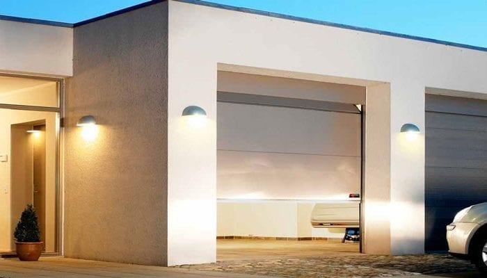 HomeLink til Garasjeporten, Industri porter og privat garasjeporter fra NASSAU Norge AS - Ledende produsent av Leddheiseporter