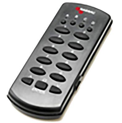 nassau 999-kanals fjernbetjening