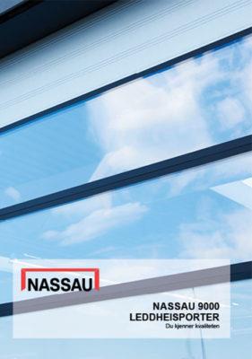 NASSAU 9000 Leddheisporter